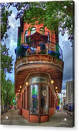 The Pickle Barrel Chattanooga Tn Art Acrylic Print