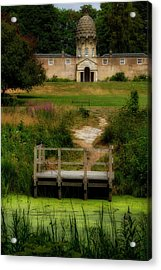 Acrylic Print featuring the photograph The Pineapple House by Jeremy Lavender Photography