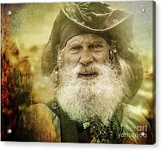 The Pirate Acrylic Print