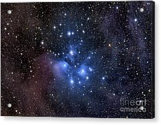 The Pleiades, Also Known As The Seven Acrylic Print
