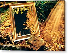 Acrylic Print featuring the photograph The Portal by Angelique Bowman