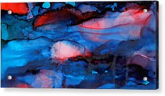 The Potential Within - Horizontal Acrylic Print by Michelle Wrighton