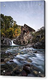 The Powerhouse Acrylic Print