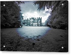 Acrylic Print featuring the photograph The Priory  by Keith Elliott