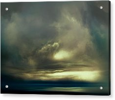 The Promise Acrylic Print by Lonnie Christopher