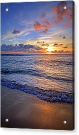 Acrylic Print featuring the photograph The Promise Of A New Day by Tara Turner