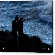 The Proposal Acrylic Print