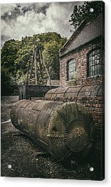 The Pumping House Acrylic Print