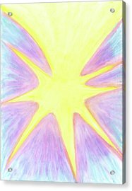 The Purpose Is More Light Acrylic Print