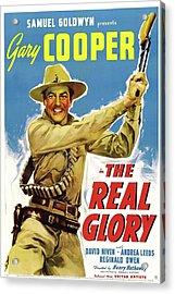 The Real Glory 1939 Acrylic Print