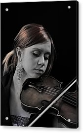 The Recital Acrylic Print