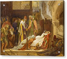 The Reconciliation Of The Montagues And The Capulets Acrylic Print