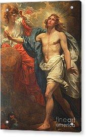 The Resurrection  Acrylic Print