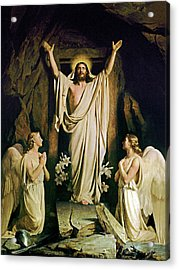 The Resurrection Acrylic Print