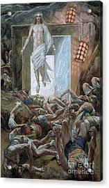 The Resurrection Acrylic Print by Tissot