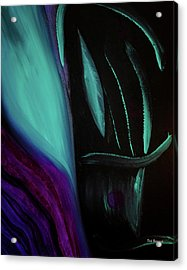 The Reveal Acrylic Print by Dick Bourgault