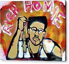 The Rich Homie Quan Acrylic Print