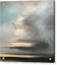 The Rift Acrylic Print by Lonnie Christopher