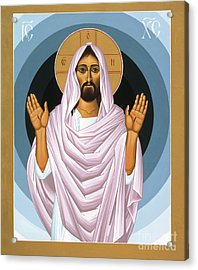 The Risen Christ 014 Acrylic Print