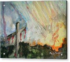 The Risen Christ Acrylic Print