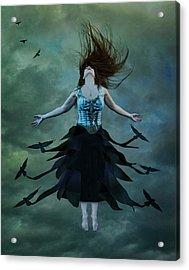 The Rising Acrylic Print