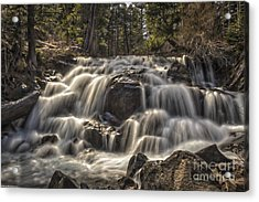 The River Of Time Acrylic Print