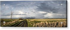 The Road Is Never Easy Acrylic Print