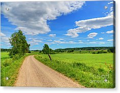 The Road Leads To... Acrylic Print