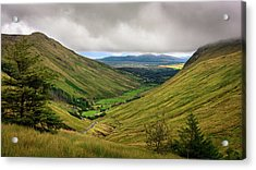 The Road To Slieve League Acrylic Print