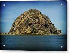 The Rock Acrylic Print by John Gusky
