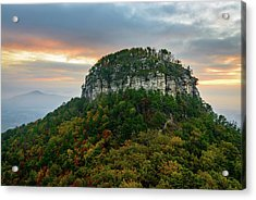 The Rock Acrylic Print