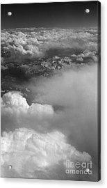 The Rockies Acrylic Print by Richard Rizzo