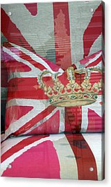 The Royal Seat Acrylic Print by Jez C Self