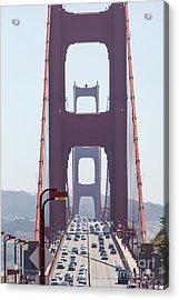 The San Francisco Golden Gate Bridge 5d2941 Acrylic Print