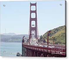 The San Francisco Golden Gate Bridge 5d2944 Acrylic Print