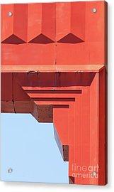 The San Francisco Golden Gate Bridge 5d2990 Acrylic Print