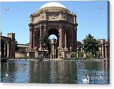 The San Francisco Palace Of Fine Arts 5d18081 Acrylic Print