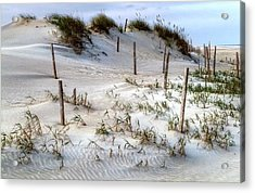 The Sands Of Obx Hdr II Acrylic Print