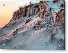The Sands Of Time Acrylic Print by JC Findley