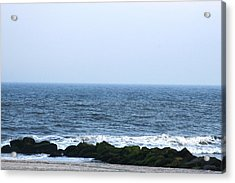 The Sea 2 Acrylic Print by Paul SEQUENCE Ferguson             sequence dot net