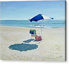 The Sea Air Acrylic Print