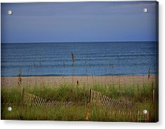 The Sea Shore Line Acrylic Print