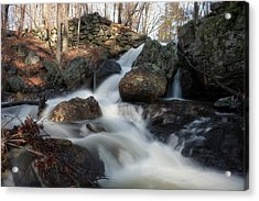 The Secret Waterfall 2 Acrylic Print