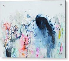 The Secrets We Keep Acrylic Print