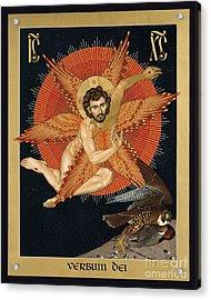 The Seraphic Christ - Rlsec Acrylic Print