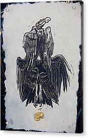 The Seraph's Full Crop Acrylic Print