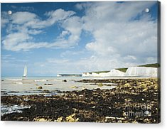 The Seven Sisters Acrylic Print by Donald Davis
