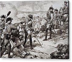 The Seven Years' War Acrylic Print
