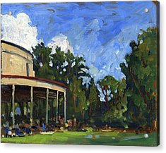 The Shed Tanglewood Acrylic Print