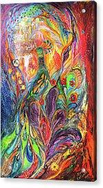 The Shining Acrylic Print by Elena Kotliarker